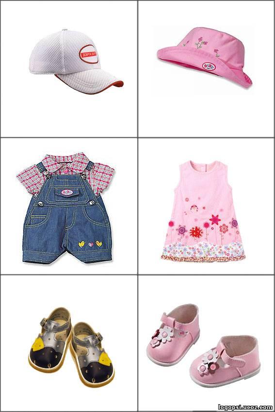 Летняя обувь и одежда для детей