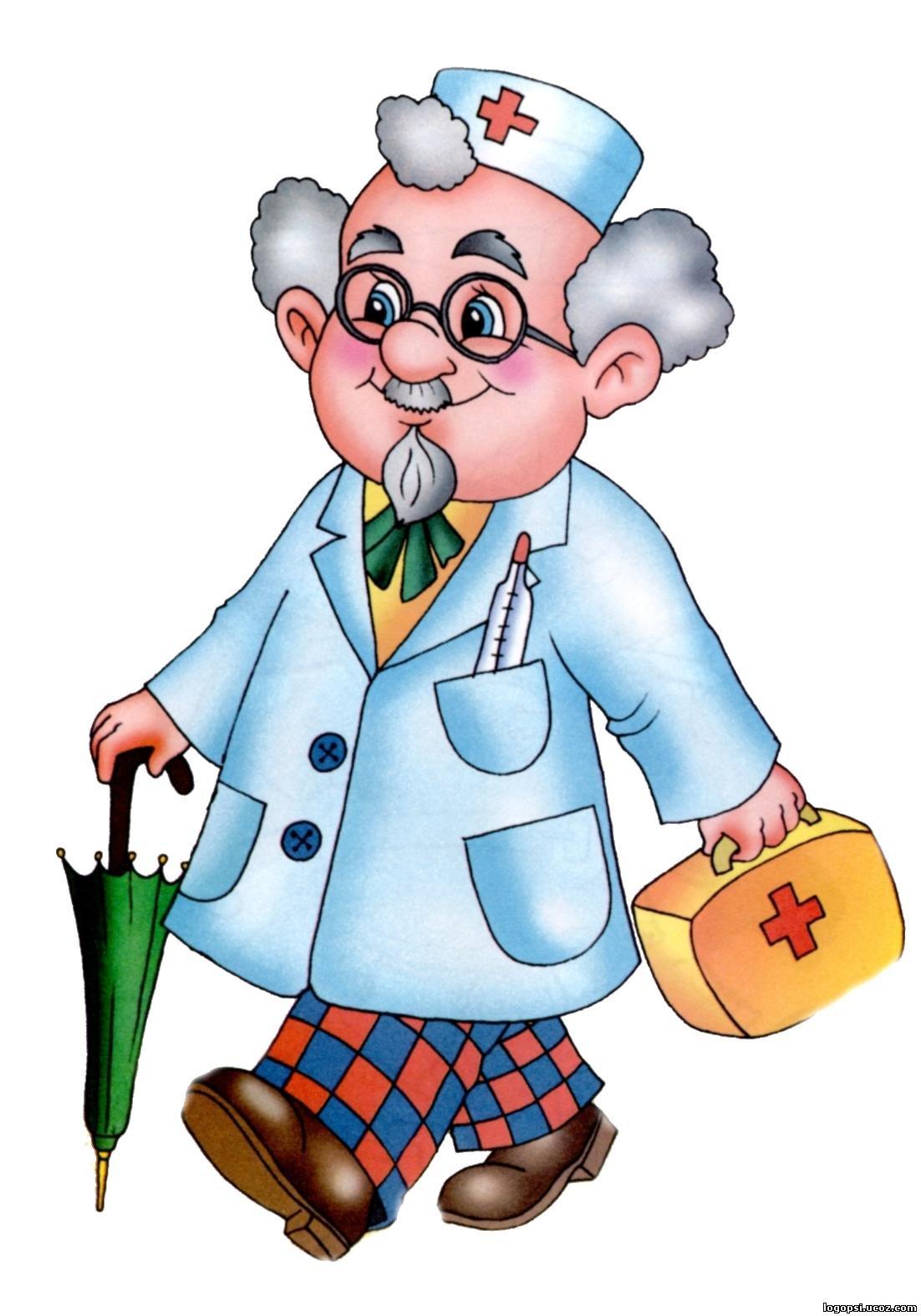 доктор айболит картинки с лисой